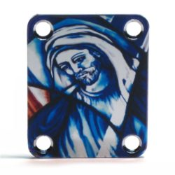 NP-110 Custom Shop color Jesus neckplate