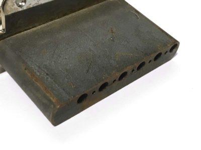 Vintage Stratocaster relic tremolo block