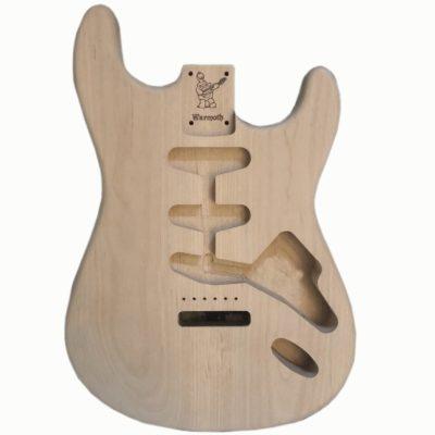 Warmoth Stratocaster body