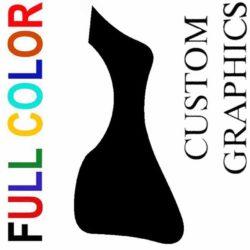 Custom Guild Acoustic pickguard