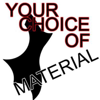 Gibson Dove Acoustic pickguard CUSTOM MATERIAL