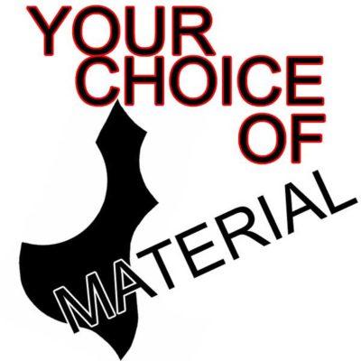 Takamine Acoustic pickguard CUSTOM MATERIAL