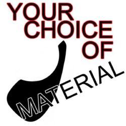 YAMAHA Acoustic pickguard CUSTOM MATERIAL