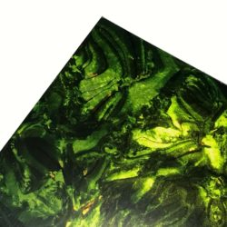 green abalone acoustic sheet stock