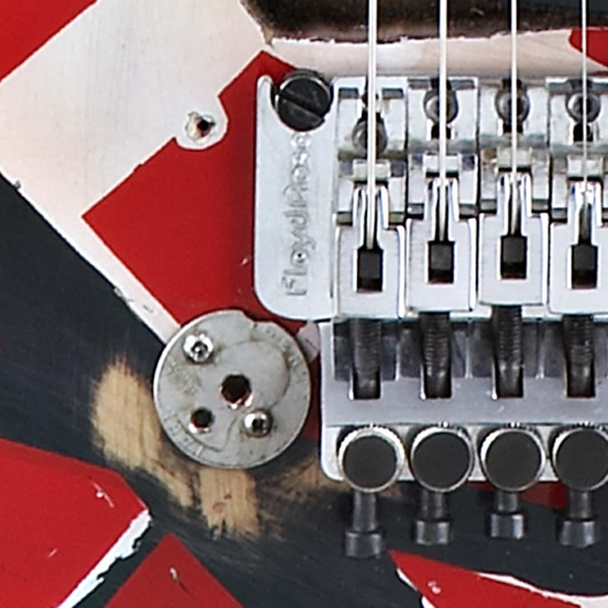 Evh Frankenstrat 1971 Quarter For Your Replica Van Halen Guitar Axetremecreations