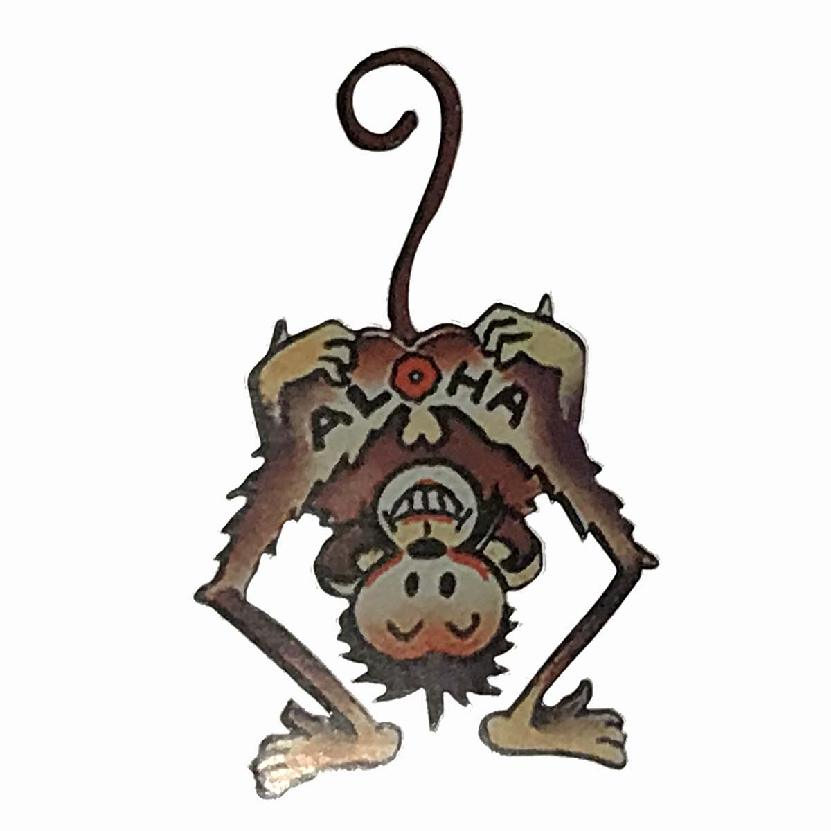 ALOHA - Monkey Balls Decal / Sticker!!