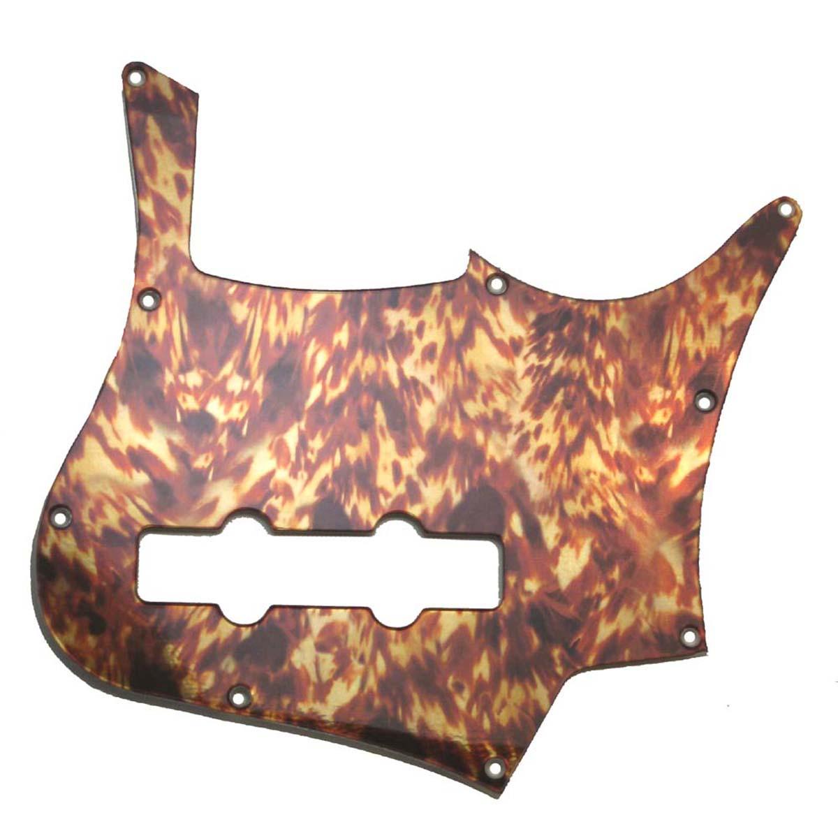 carvin sb5000 5 string bass pickguard 2 ply vintage gold tortoise special order. Black Bedroom Furniture Sets. Home Design Ideas
