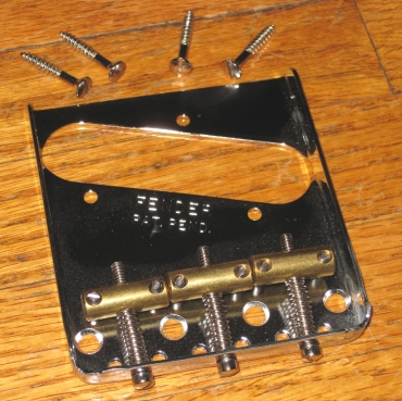 Fender Telecaster Pat. Pending Vintage Bridge
